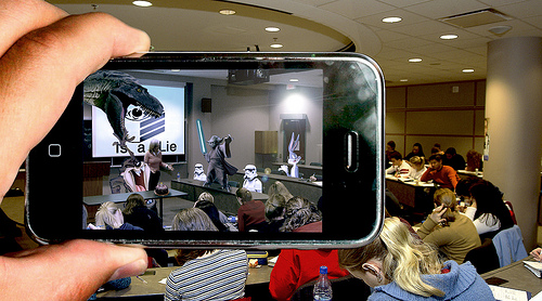 Augmented reality image 1