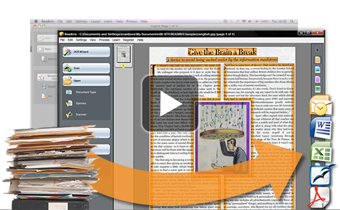 how to convert pdf to editable document