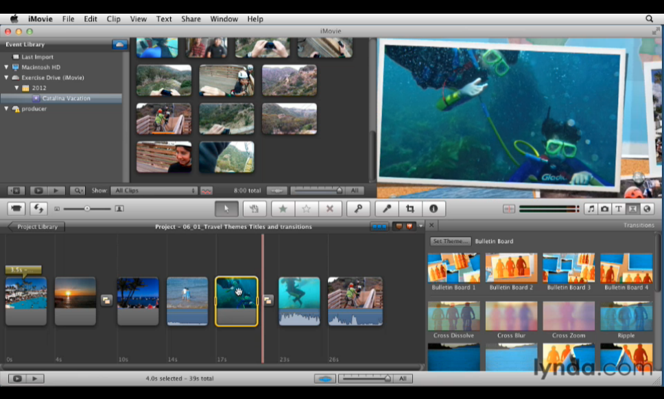 Creating a Vacation Video with iMovie | PennWIC