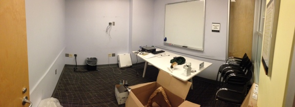 photo of WIC Video Recording Room