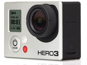 GoPro Hero 3 Black Edition Video Camera