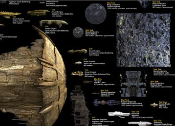 star destroyer enterprise size comparison - photo #45