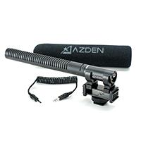 Azden-SGM-DSLR