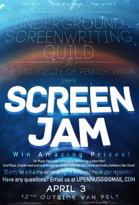 ScreenJam Poster Finally Final