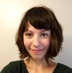 selfie of writer
